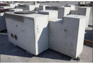 betonowe elementy kanalizacji